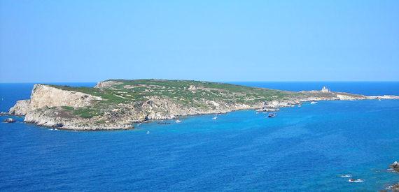 isole disabitate Italia