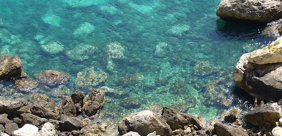 cala Matano isole Tremiti