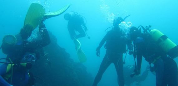 immersioni Tremiti