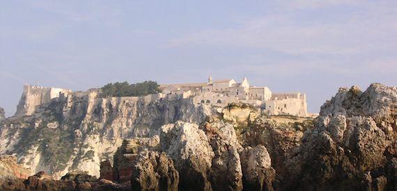 santuario di Santa Maria a Mare, Tremiti: la prima leggenda