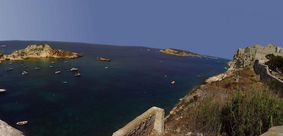 isole Tremiti panorami