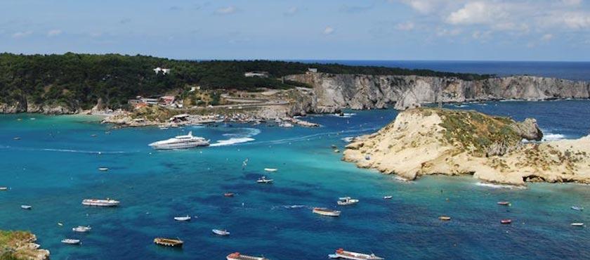 Isole tremiti le 7 spiagge pi belle dell arcipelago for Setacciavano la sabbia dei fiumi