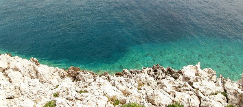 Punta del Diamante: il panorama più bello delle Tremiti